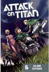 Attack on Titan 6