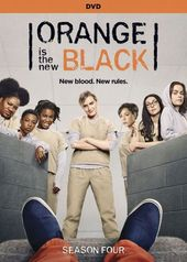 Orange Is the New Black - Season 4 (4-DVD)