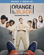 Orange Is the New Black - Season 4 (Blu-ray)