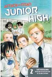 Attack on Titan 2: Junior High