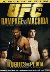 UFC #123: Rampage vs. Machida - Light Heavyweight