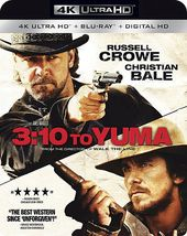 3:10 to Yuma (Includes Digital Copy, 4K Ultra HD