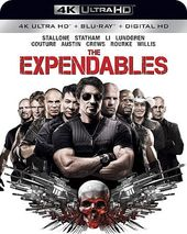 The Expendables (Includes Digital Copy, 4K Ultra