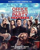 Office Christmas Party (Blu-ray + DVD)