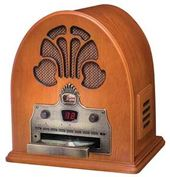 Cathedral CD Radio