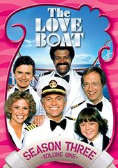 The Love Boat - Season 3, Volume 1 (4-DVD)