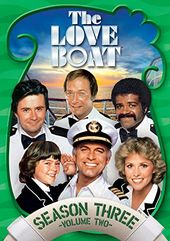 The Love Boat - Season 3, Volume 2 (4-DVD)