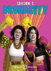 Broad City Season 3 (2-DVD)
