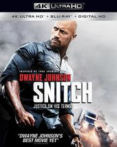 Snitch (4K UltraHD + Blu-ray)
