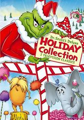 Dr. Seuss's Deluxe Holiday Collection (3-DVD)