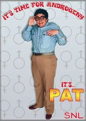 Saturday Night Live - Its Pat Photo Magnet 2 1/2""