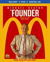The Founder (Blu-ray + DVD)