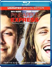 Pineapple Express (Blu-ray, 2-Disc Set, Unrated)