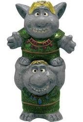 Disney - Frozen - Trolls Salt & Pepper Shaker Set