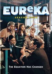 Eureka - Season 4 (5-DVD)