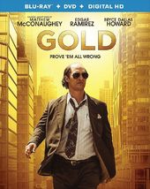 Gold (Blu-ray + DVD)