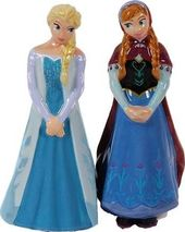 Disney - Frozen - Elsa & Anna Salt & Pepper