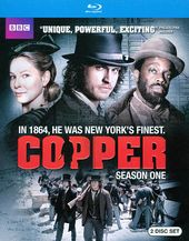 Copper - Season 1 (Blu-ray)