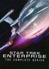 Star Trek: Enterprise - Complete Series (27-DVD)