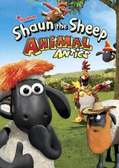 Shaun the Sheep: Animal Antics