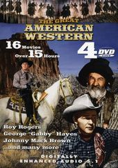 The Great American Western: 16-Movie Collection