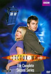 Doctor Who - Complete 2nd Series (6-DVD)