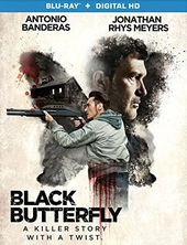 Black Butterfly (Blu-ray)