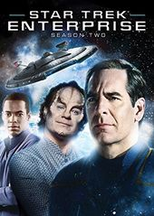 Star Trek: Enterprise - Season 2 (7-DVD)