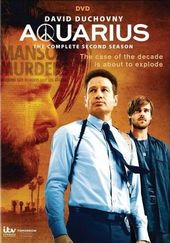 Aquarius - Complete 2nd Season (4-DVD)