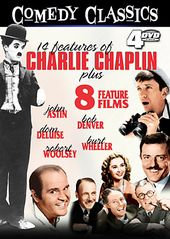 Comedy Classics: Features of Charlie Chaplin plus