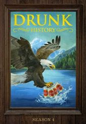 Drunk History - Season 4 (2-DVD)