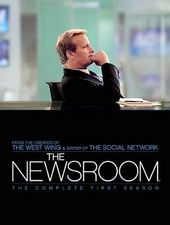 The Newsroom - Complete 1st Season (4-DVD)