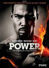 Power - Complete 3rd Season (3-DVD)