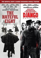 The Hateful Eight / Django Unchained (3-DVD)