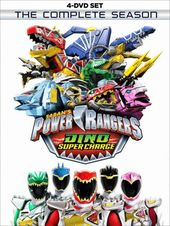 Power Rangers Dino Super Charge - Complete Season