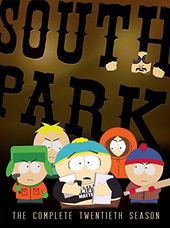 South Park - Complete 20th Season (2-DVD)
