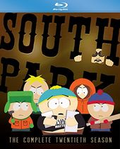 South Park - Complete 20th Season (Blu-ray)