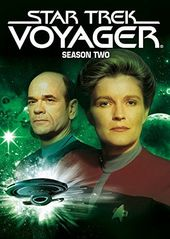 Star Trek: Voyager - Season 2 (7-DVD)