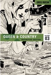 Queen & Country the Definitive Edition 3
