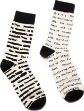 Banned Books - Socks (Large)