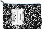 Composition Notebook - Zipper Pouch