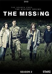 The Missing - Season 2 (2-DVD)