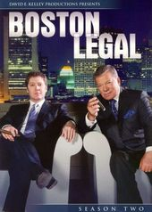 Boston Legal - Season 2 (7-DVD)