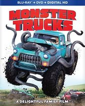 Monster Trucks (Blu-ray + DVD)