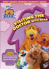 Bear in the Big Blue House - Visiting the Doctor