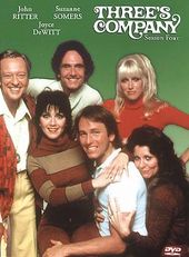 Three's Company - Season 4 (4-DVD)