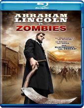 Abraham Lincoln vs. Zombies (Blu-ray)