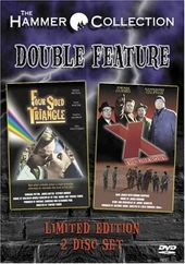 Four Sided Triangle / X: The Unknown 2-Pack