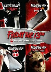 Friday the 13th Collection (4-DVD)