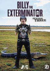 Billy the Exterminator - Season 4 (2-DVD)